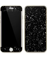 Black Speckle iPhone 6/6s Skin