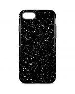 Black Speckle iPhone 8 Pro Case