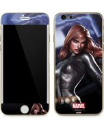 Black Widow iPhone 6/6s Skin