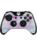 Blue and Purple Marble Xbox One Controller Skin