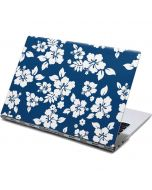 Blue and White Yoga 910 2-in-1 14in Touch-Screen Skin