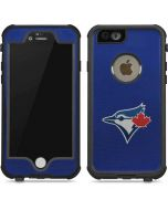 Blue Jays Embroidery iPhone 6/6s Waterproof Case