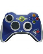 Blue Jays Embroidery Xbox 360 Wireless Controller Skin