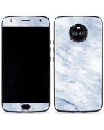 Blue Marble Moto X4 Skin