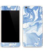 Blue Marbling iPhone 6/6s Plus Skin
