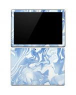 Blue Marbling Surface Pro 4 Skin