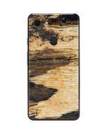 Blue Resin Wood Google Pixel 3 XL Skin