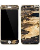 Blue Resin Wood iPhone 6/6s Skin