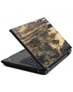 Blue Resin Wood Lenovo T420 Skin