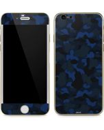Blue Street Camo iPhone 6/6s Skin
