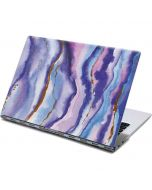 Blue Violet Watercolor Geode Yoga 910 2-in-1 14in Touch-Screen Skin