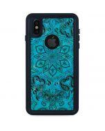 Blue Zen iPhone XS Waterproof Case