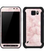 Blush Marble Galaxy S6 Active Skin
