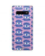 Bold Eyes 2 Galaxy S10 Plus Skin