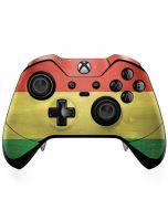 Bolivia Flag Distressed Xbox One Elite Controller Skin
