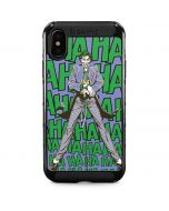 Boss Joker - Classic Joker iPhone XS Max Cargo Case