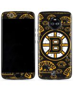 Boston Bruins Blast Moto X4 Skin