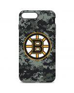 Boston Bruins Camo iPhone 7 Plus Pro Case