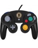 Boston Bruins Distressed Nintendo GameCube Controller Skin