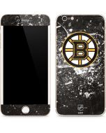 Boston Bruins Frozen iPhone 6/6s Plus Skin