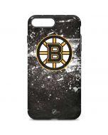 Boston Bruins Frozen iPhone 7 Plus Pro Case