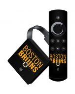 Boston Bruins Lineup Amazon Fire TV Skin