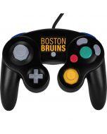 Boston Bruins Lineup Nintendo GameCube Controller Skin