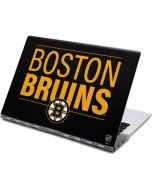 Boston Bruins Lineup Yoga 910 2-in-1 14in Touch-Screen Skin
