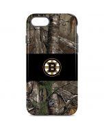 Boston Bruins Realtree Xtra Camo iPhone 8 Pro Case