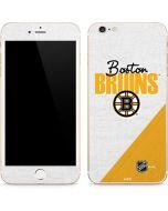 Boston Bruins Script iPhone 6/6s Plus Skin