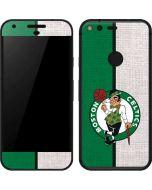 Boston Celtics Canvas Google Pixel Skin
