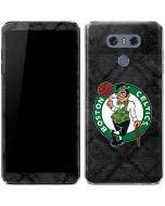 Boston Celtics Dark Rust LG G6 Skin