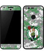 Boston Celtics Digi Camo Google Pixel Skin