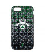 Boston Celtics Digi iPhone 8 Pro Case