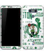 Boston Celtics Historic Blast LG G6 Skin