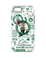 Boston Celtics Historic Blast iPhone 8 Pro Case