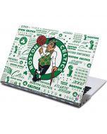 Boston Celtics Historic Blast Yoga 910 2-in-1 14in Touch-Screen Skin