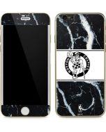 Boston Celtics Marble iPhone 6/6s Skin