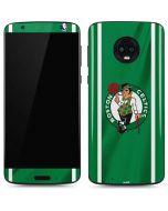 Boston Celtics Moto G6 Skin