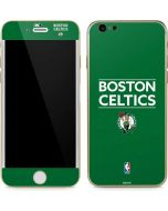Boston Celtics Standard - Green iPhone 6/6s Skin