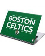 Boston Celtics Standard - Green Yoga 910 2-in-1 14in Touch-Screen Skin