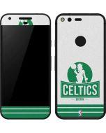 Boston Celtics Static Google Pixel Skin