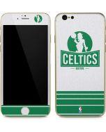 Boston Celtics Static iPhone 6/6s Skin