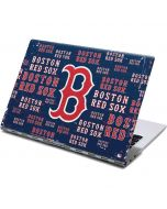 Boston Red Sox - Cap Logo Blast Yoga 910 2-in-1 14in Touch-Screen Skin