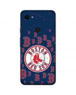 Boston Red Sox - Secondary Logo Blast Google Pixel 3a Skin