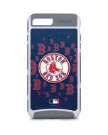 Boston Red Sox - Secondary Logo Blast iPhone 8 Plus Cargo Case