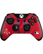 Boston Red Sox Alternate/Away Jersey Xbox One Controller Skin