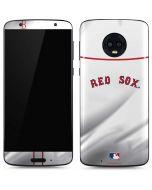 Boston Red Sox Home Jersey Moto G6 Skin