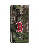 Boston Red Sox Realtree Xtra Green Camo Google Pixel 3 XL Skin