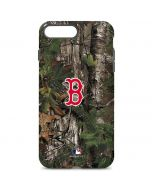 Boston Red Sox Realtree Xtra Green Camo iPhone 7 Plus Pro Case